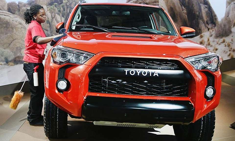 Toyota's 4Runner was picked the ninth-best wagon or
