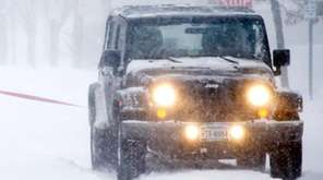 While we wouldn't recommend snowboarding behind an SUV,