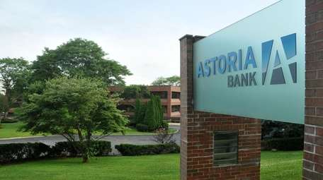 Astoria Financial Corp. headquarters in Lake Success on