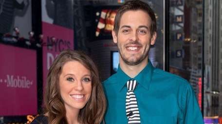 Jill Duggar Dillard and her husband Derick Dillard