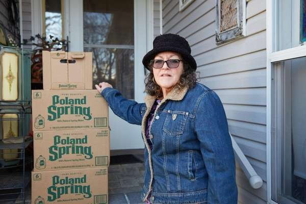 Clare Bennett, a Manorville resident who has a
