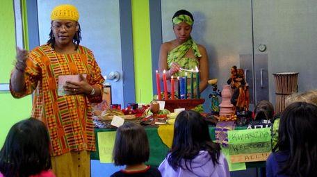 A Kwanzaa celebration will be held at 2