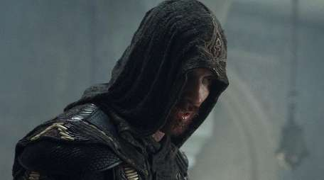 Michael Fassbender plays Callum Lynch, who experiences the