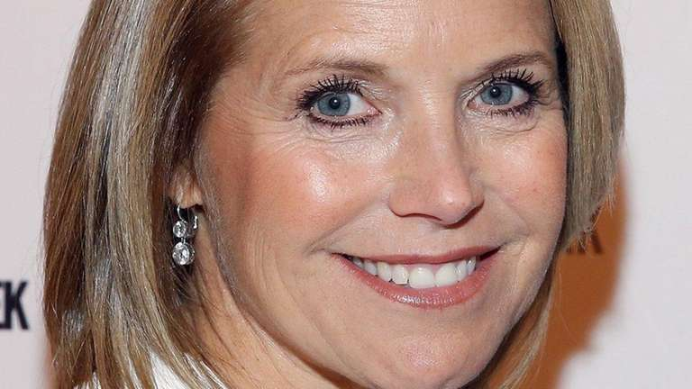 Katie Couric will rejoin