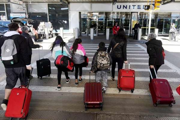 The Transportation Security Administration warned travelers to get