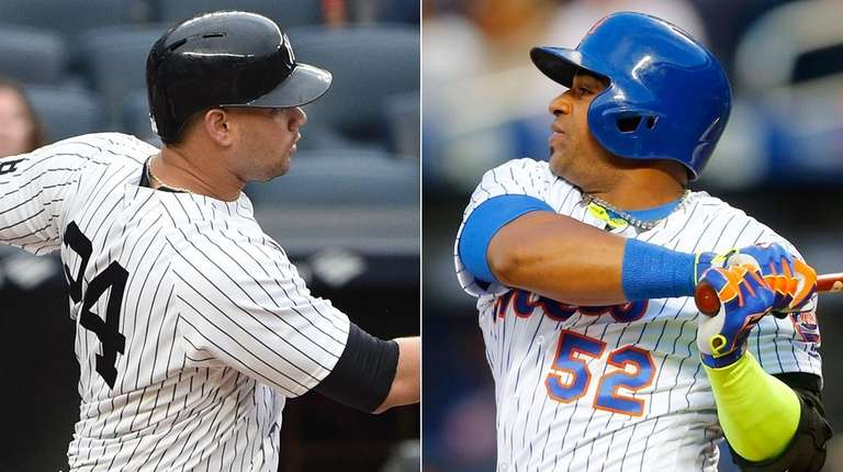 The Yankees and Mets will appear on ESPN's