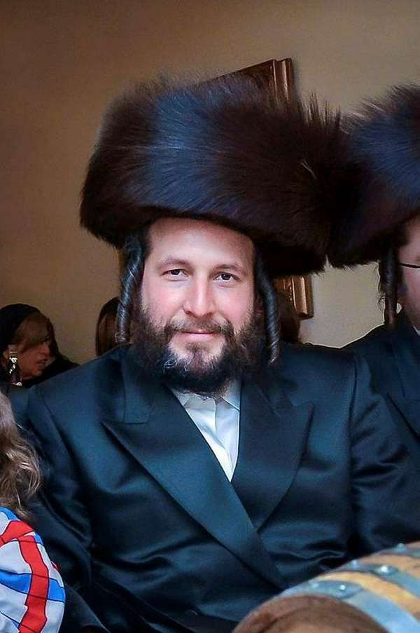 Menachem Stark was abducted outside his office in