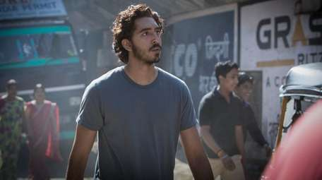 Dev Patel in