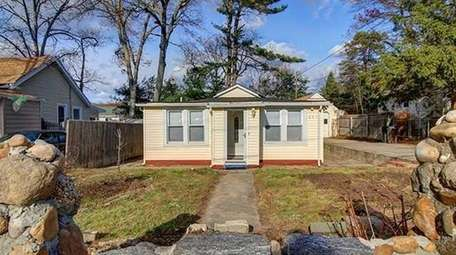 This Ronkonkoma home, listed for $199,500, offers three
