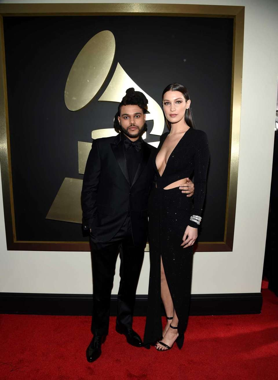 The Weeknd and model Bella Hadid called it
