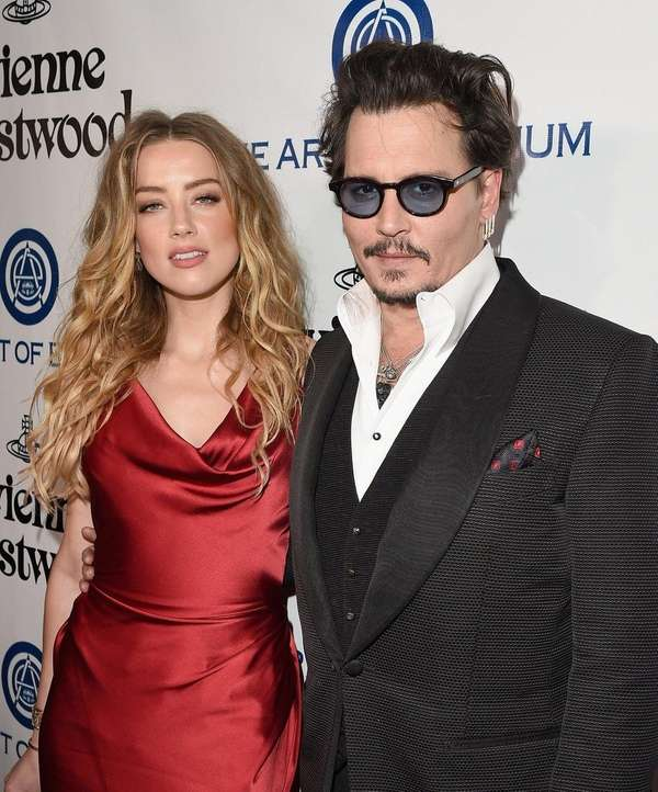 Johnny Depp has filed a motion in