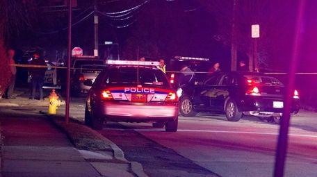 Nassau County and Freeport Village police respond Thursday,