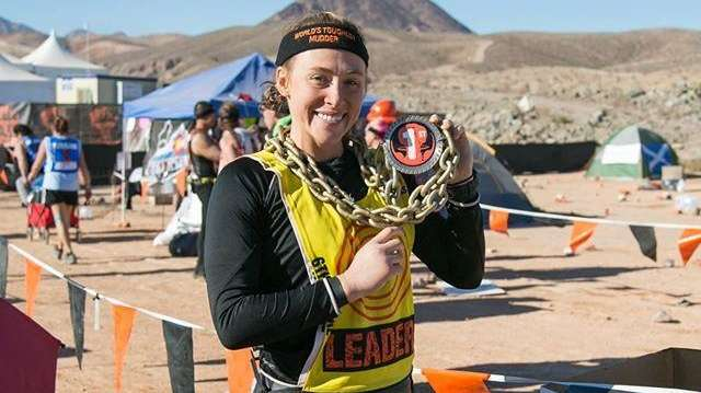 Manhasset resident Stefanie Bishop wins the women's category