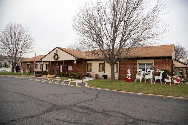 East Meadow Senior Center on Wednesday, Dec. 21,