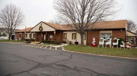 East Meadow Senior Center on Wednesday, Dec. 21,