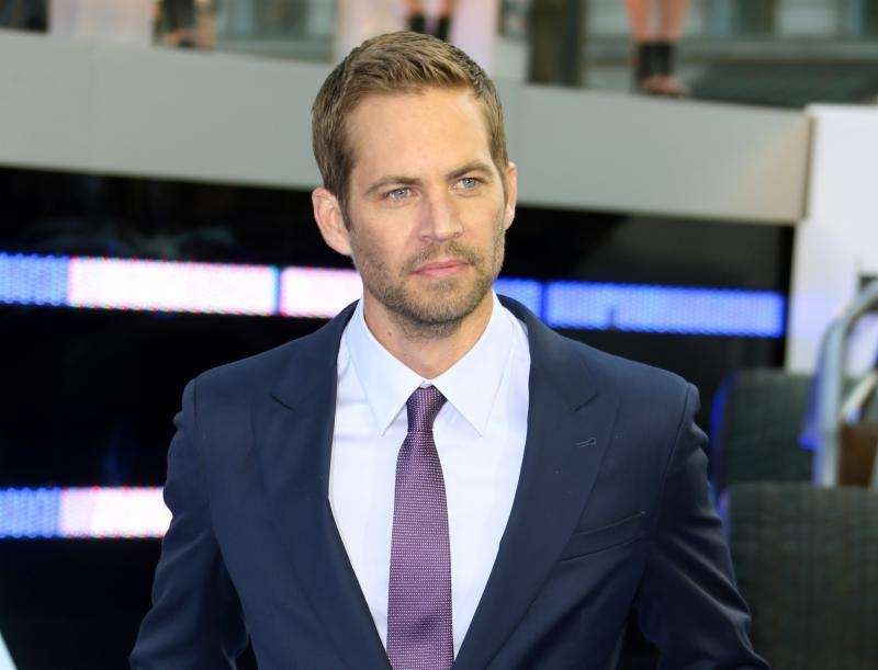 Actor Paul Walker, known for his roles in