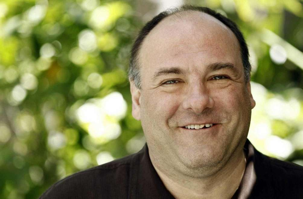 Actor James Gandolfini, who redefined popular culture's idea