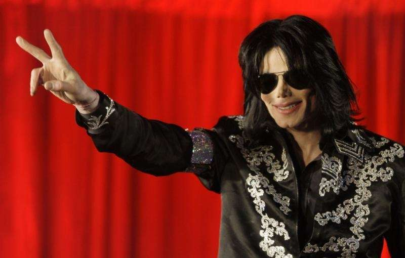 Michael Jackson, the king of pop, died on