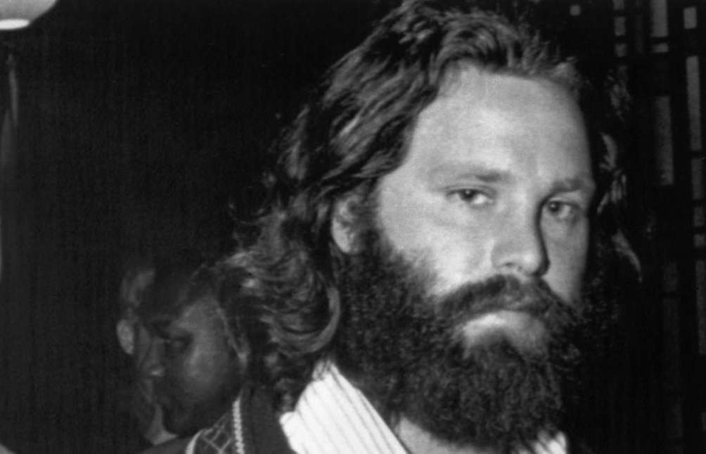 The Doors' lead singer, Jim Morrison, died in