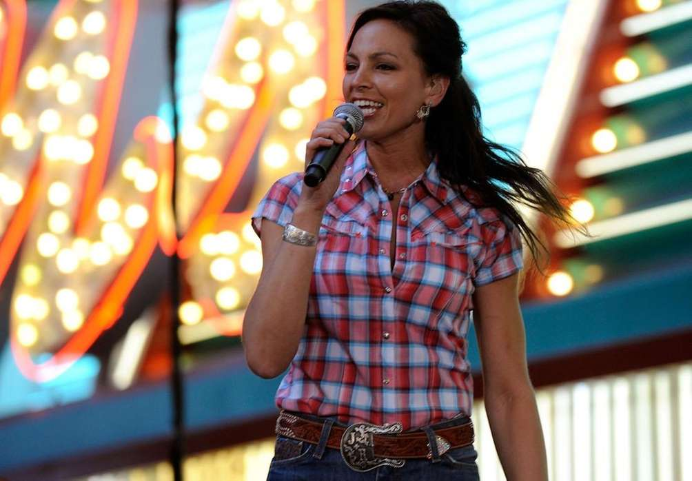 Joey Feek, who with her husband, Rory, formed