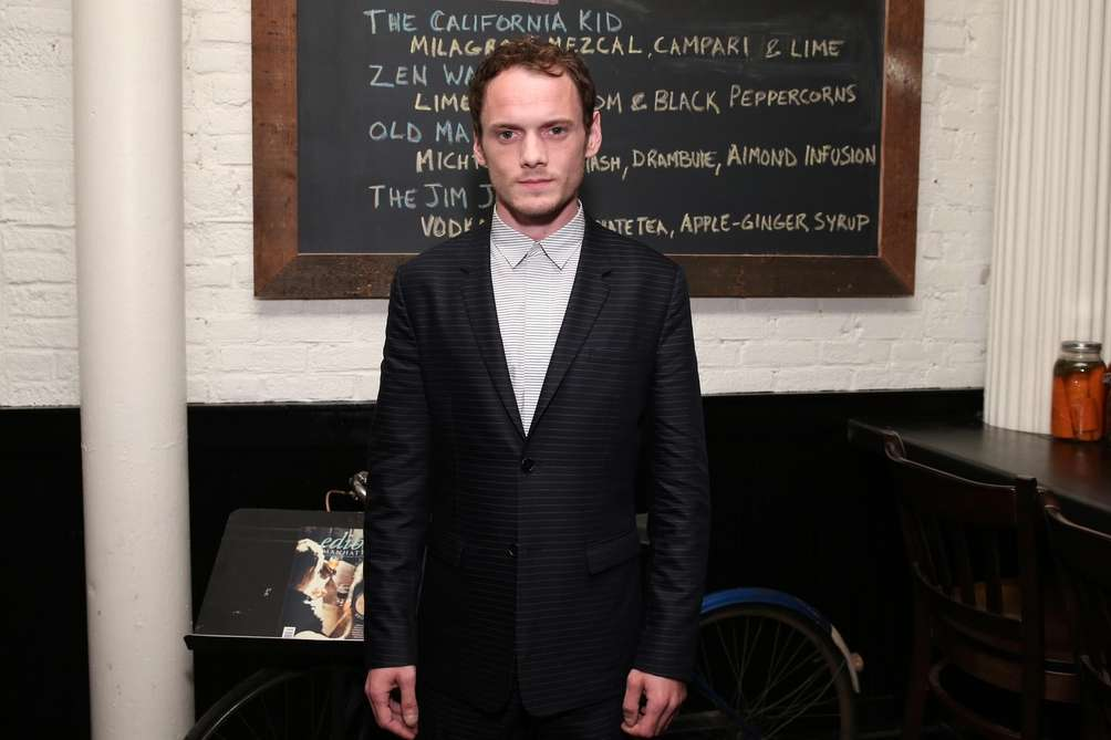 Anton Yelchin, a rising actor best known for