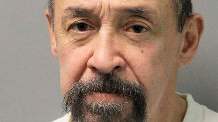Michael Oxios, 62, was arrested Sunday, Dec. 25,