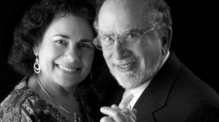 Karen and Paul Arfin of Hauppauge celebrated their