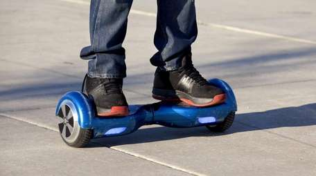 More than a half-million hoverboards were recalled last