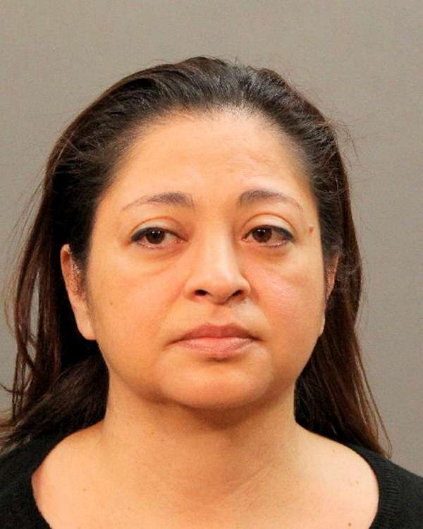 Ana Carrera, 46, of Bay Shore was arrested