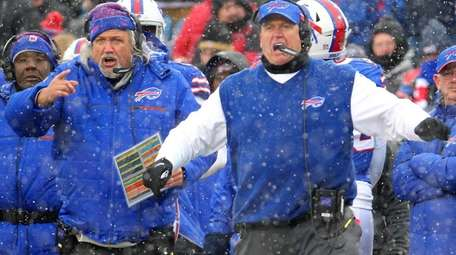In this Dec. 11, 2016, file photo, Buffalo