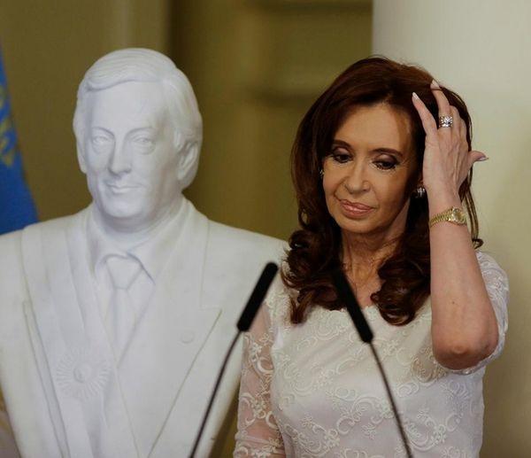 In this Dec. 9, 2015 file photo, Argentina's
