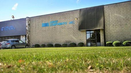 Surge Components' Deer Park headquarters is seen in