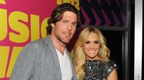Carrie Underwood and Mike Fisher, plus more famous