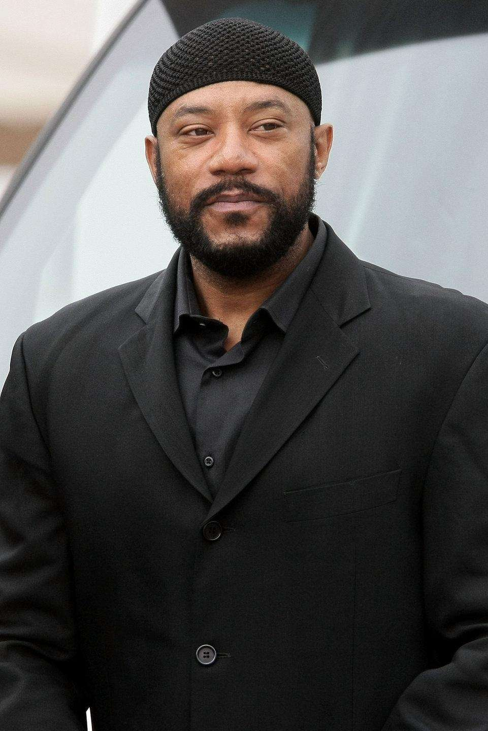 Comedian and actor Ricky Harris, who had a