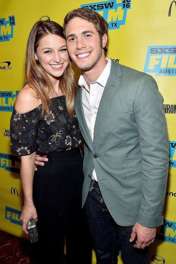 Melissa Benoist cited irreconcilable differences in her filing