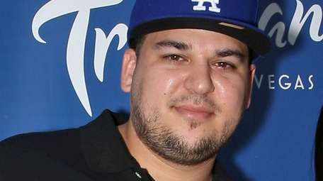 Rob Kardashian reportedly was in the hospital because