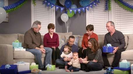 On New Year's Day, Northwell Health will air
