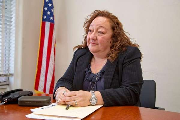 Arlene Markarian, who joined the Nassau County district