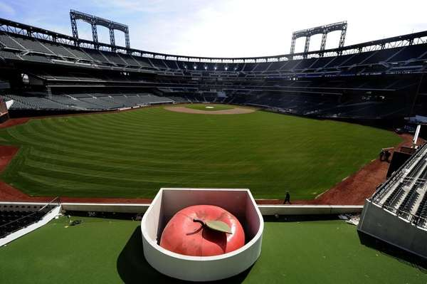 A view of the new home run apple