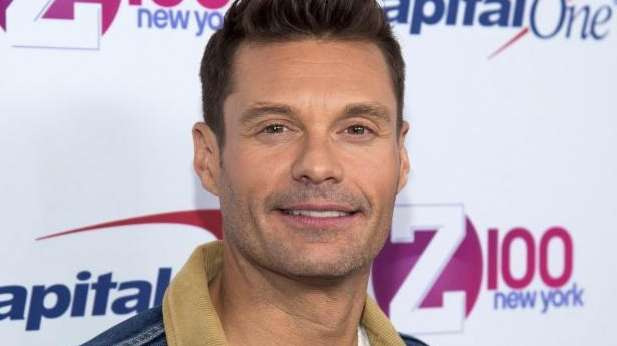 Ryan Seacrest attends Z100's iHeartRadio Jingle Ball at