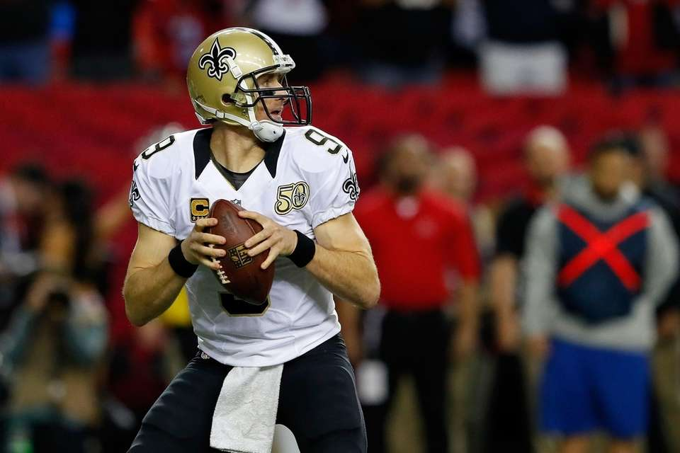 2016, New Orleans Saints Stats: 471-for-673 (70 percent),