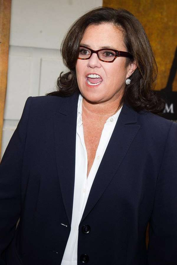 Rosie O'Donnell's many tweets included her calling President-elect