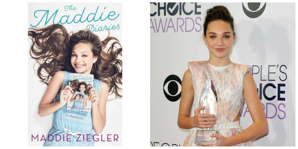 You may recognize Maddie Ziegler as a teen