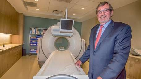 Michael Dowling chief executive of Northwell Health is