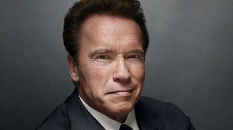 Arnold Schwarzenegger debuted as the new host of