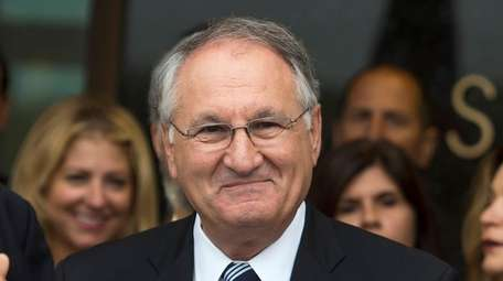Nassau County Comptroller George Maragos has approved the