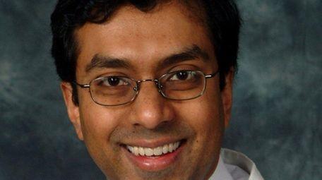 The University of Pennsylvania's Dr. Nalaka Gooneratne studies