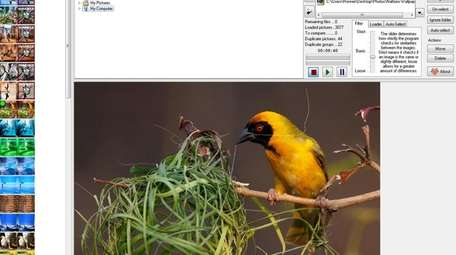 VisiPics helps you find duplicate photos on Windows