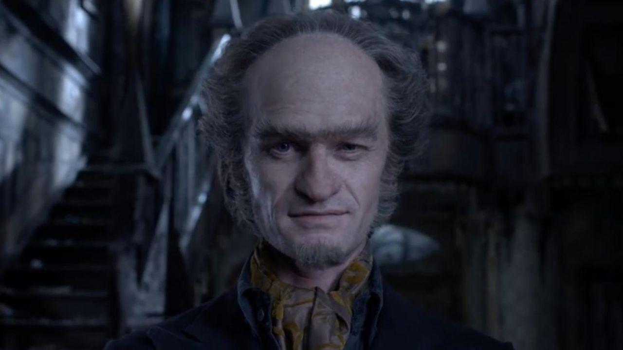 The Netflix adaptation of the popular Lemony Snicket