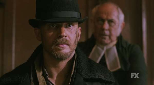 Tom Hardy stars in the FX limited series,